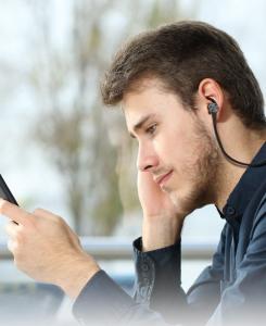 TaoTronics Bluetooth Magnetic Headphones with aptX