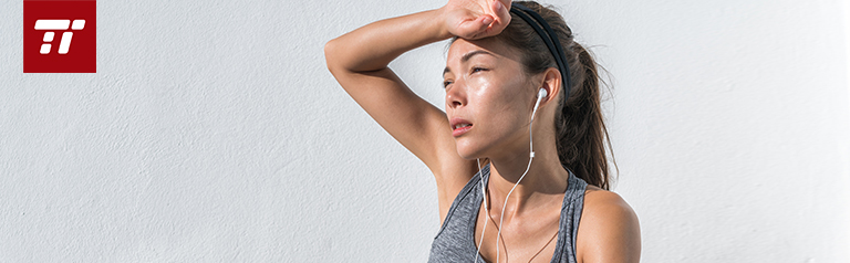 Sweatproof vs waterproof earbuds