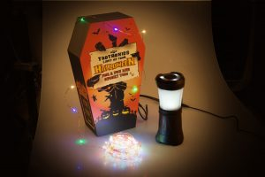 Light Up Your Halloween Giveaway Promotion Prizes