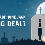 no headphone jack