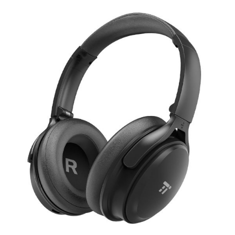 TaoTronics active noise cancelling bluetooth headphones