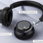 TaoTronics headphones design and wearability