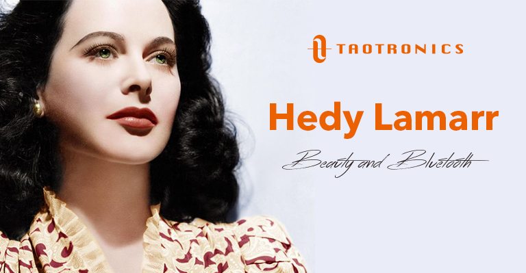 Hedy Lamarr and Bluetooth