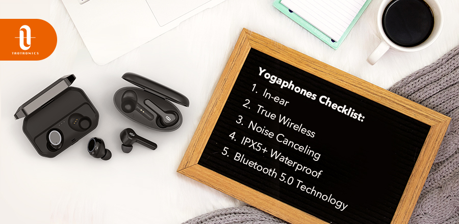 headphones for yoga checklist