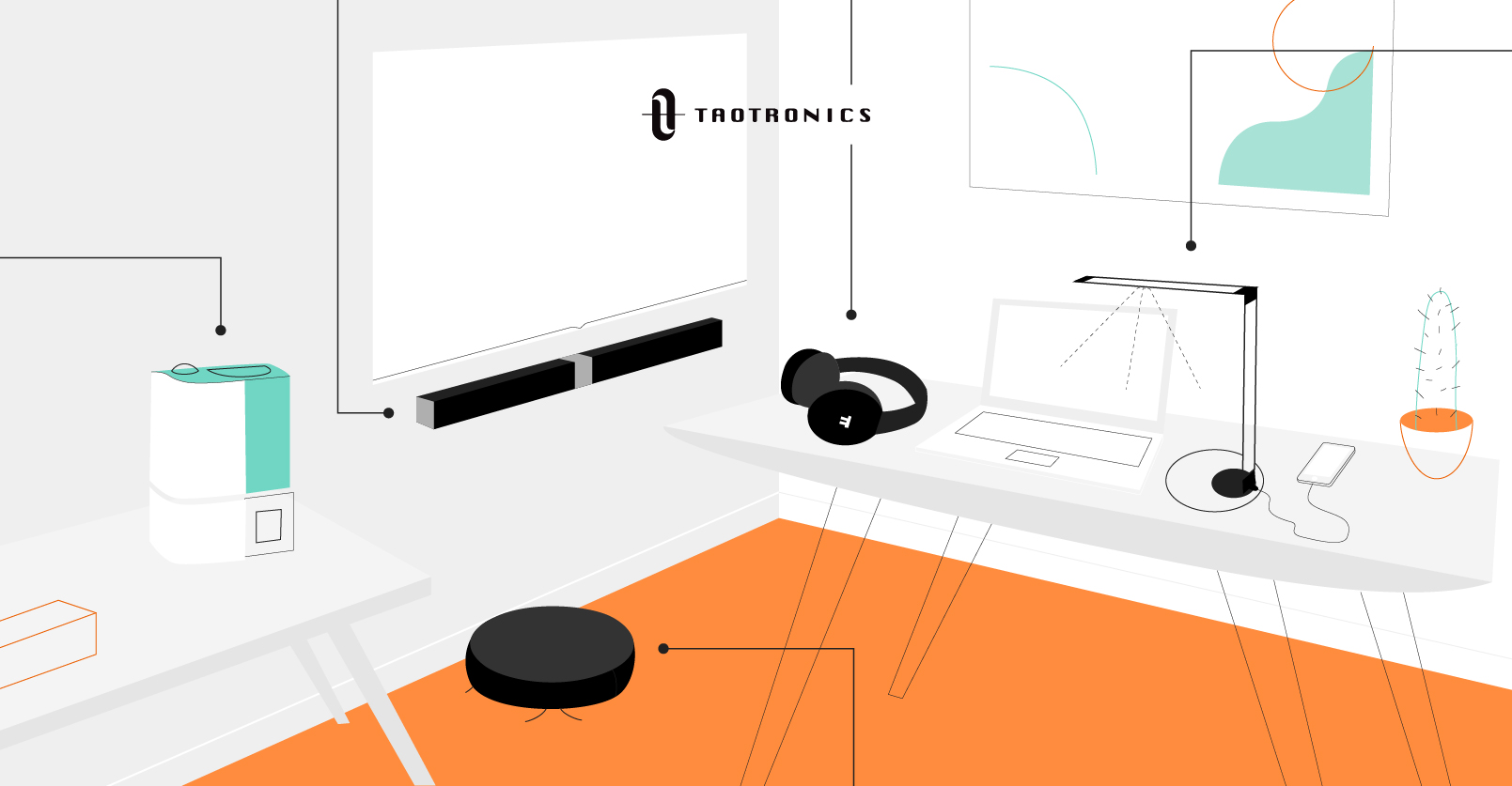 Gadgets for Apartment