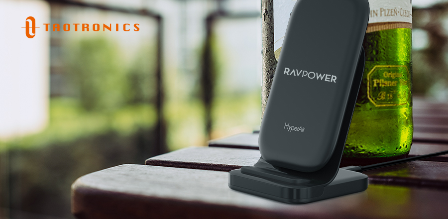 RAVPower's Wireless Charger