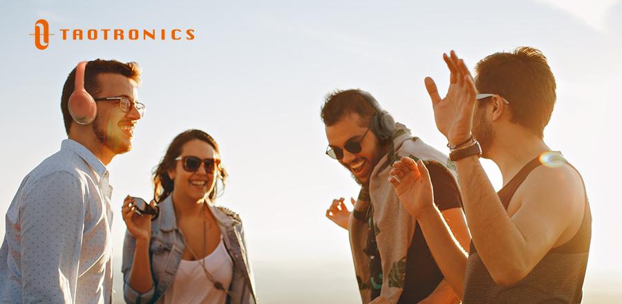 bluetooth sunglasses headphones or separate?