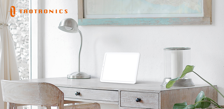 Inject some gentle light therapy into your home.