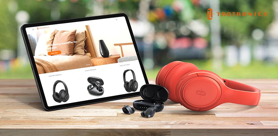 TaoTronics headphones SoundSurge 60, SoundLiberty 77 - Bluetooth headphone battery life