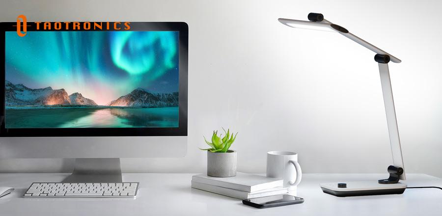 TaoTronics desk lamp beamforward TT-DL092