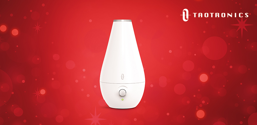 BPA-free humidifier TT-AH026