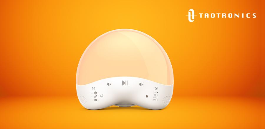 TaoTronics white noise machine